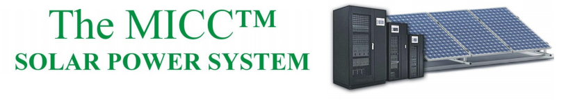 MICCTM Monitor Inverter Convertor Charger – MBTextiles
